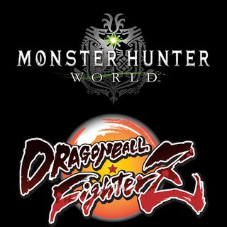 5x16 Monster Hunter World y Dragon Ball FighterZ