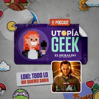 Loki, todo sobre la nueva serie de Disney | Utopía Geek: Videojuegos y cómics