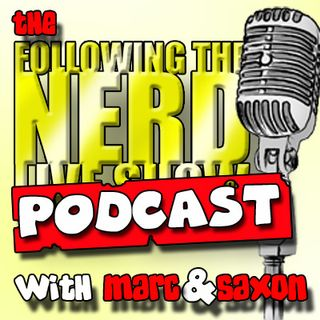 The Following The Nerd Live Show II: The John C McGinley Interview
