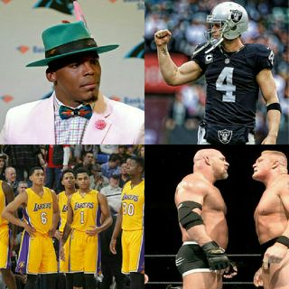 Best sports topics from week 11/5/16