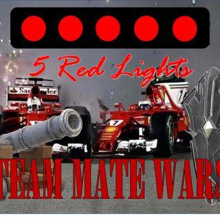 5 Red Lights - Team Mate Battles