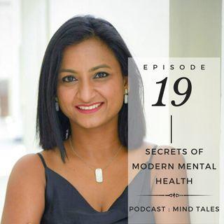 Episode 19 - Secrets of modern mental health