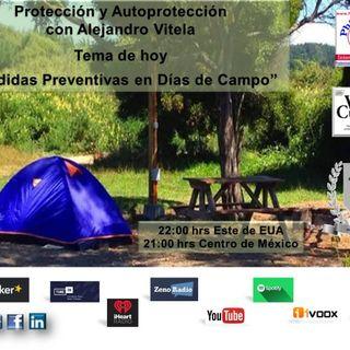 Proteccion y Autoproteccion  por Dr. Alejando Vitela