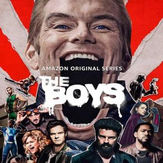 TV Party Tonight: The Boys (season 2)
