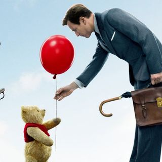 Damn You Hollywood: Christopher Robin Review (Disney, 2018)