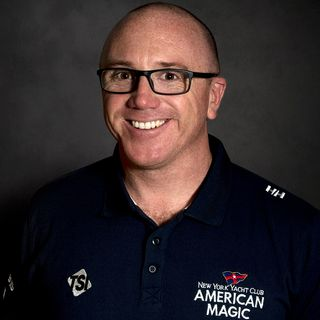 America's Cup Special Part 1: NYYC American Magic Testing Manager Anderson Reggio