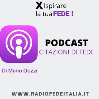 Citazioni di Fede - Di Mario Gozzi