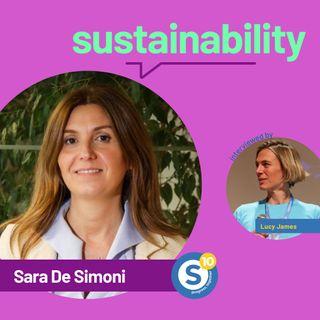 10 anni di Synesthesia con Sara De Simoni. Parliamo di Sostenibilità [agosto2021]