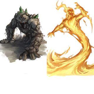 Ep. 317 - Legend of Elementals