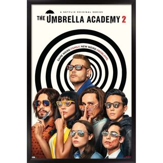 TV Party Tonight: The Umbrella Academy (season 2)