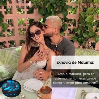 Ex Novia de Maluma dice que lo ama, pero necesita tiempo