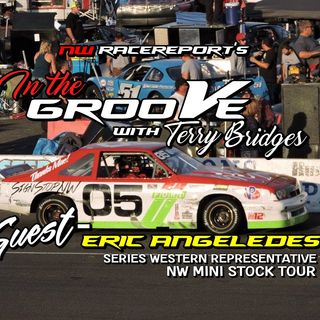 Ep#10-In the Groove w/NWMS driver Eric Angeledes