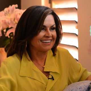 Lisa Wilkinson On The Couch