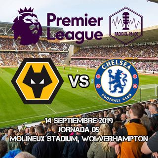Wolverhampton Wanderers vs Chelsea en VIVO
