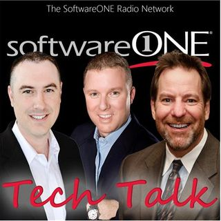 Tech Talk on the SoftwareONE Radio Network - Hyper-Convergence and SDDC
