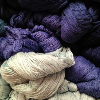 March 12  The Old Woman Spun Her Yarn