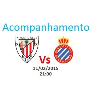 Espanha - Ath. Bilbao vs Espanyol