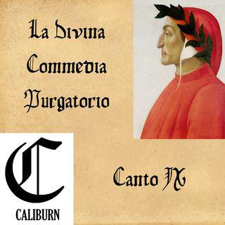 Purgatorio - canto IX - Lettura e commento