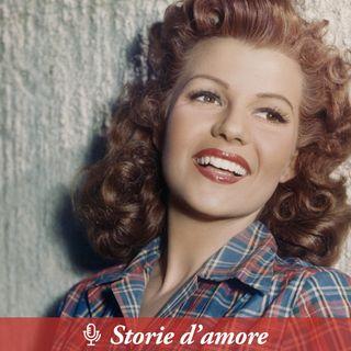 Rita Hayworth, la bomba sexy che sognava di essere casalinga