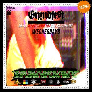 [11/14]  #GryndfestRadio Vol 88th Sponsored by : @dinnerLand @theearplugs @Thesoundgalleryinc
