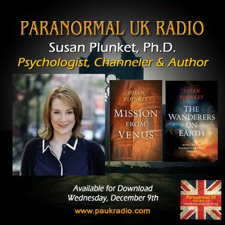 PAUK - Susan Plunket - Psychologist, Author & Channeller