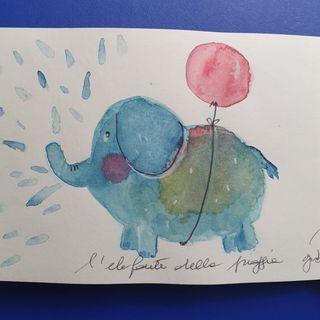 L'elefante della pioggia,  di Giuseppina Bruno