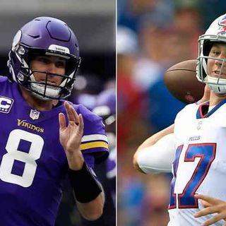 The Purple People Eaters Podcast: Roster Changes, Injury Chatter & Vikings/Bills Preview!