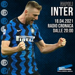 Post Partita - Napoli - Inter 1-1 - 18/04/2021