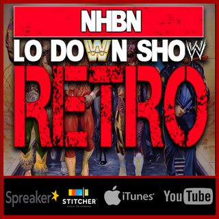 Lo Down Show Retro - Episode 3 - In Your House 14: Revenge Of The Taker Review