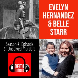 Episode 30: Unsolved Murders