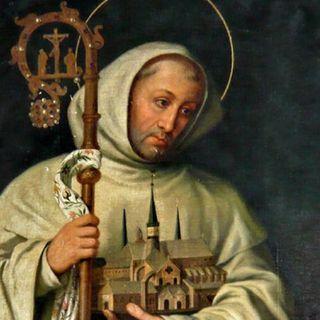 155 - Bernardo di Chiaravalle, compendio del Medioevo