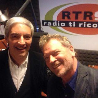 Franco Simone a Buon Pomeriggio di RTR 99