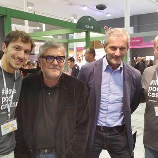 Intervista @ Gianrico Carofiglio e Giancarlo De Cataldo