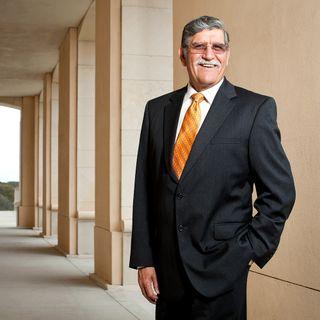 Dr. Ricardo Romo / El Progreso Memorial Library