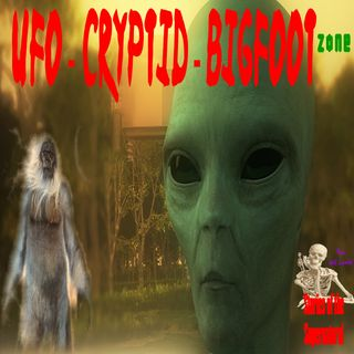 UFO Cryptid Bigfoot Zone | Interview w/ Stan Gordon | Podcast