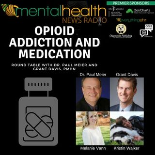 Round Table with Dr. Paul Meier: Opioid Addiction and Medication