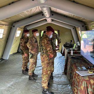 Bomba-day, operazioni chiuse dopo 6 ore e 48 minuti. Riaperti i varchi – FOTO e VIDEO