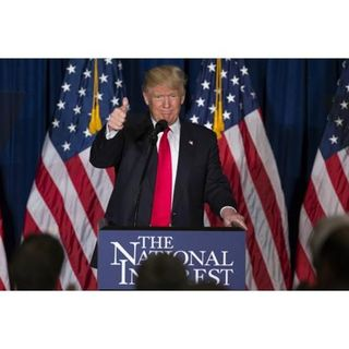 Donald Trump Delivers Foreign Policy Speech