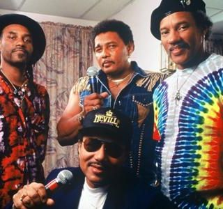 The Treasure Shares: Charles Neville, The Neville Brothers