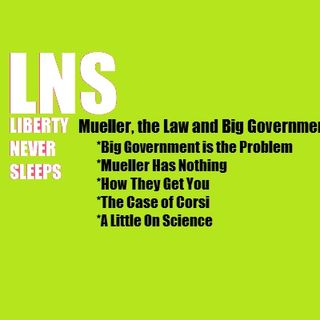 Mueller, the Law and Big Government 11/29/18 Vol. 5--#198