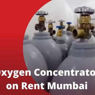 Oxygen Concentrator on Rent Mumbai