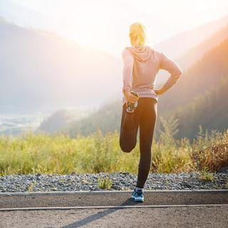 Adding Fitness  into Your Life! with Samantha Clayton, #SavvyBizTip