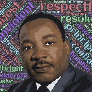 EP:26 Marting Luther King Had A Dream, What Dream Do You Have