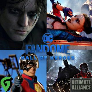 DC Fandome Coverage Part 1 The Batman, Suicide Squad, Flashpoint Breakdowns