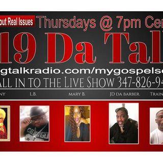 219 Da Talk with The Crew