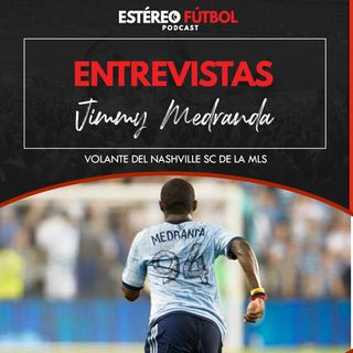 Entrevista Con Jimmy Medranda