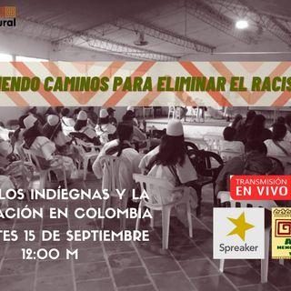 Tejiendo Caminos para Eliminar el Racismo: Pueblos Indígenas y la Educación Superior en Colombia