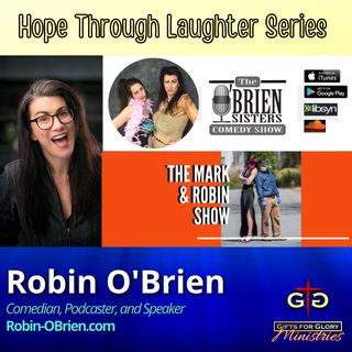 Robin OBrien Hope Through Laughter