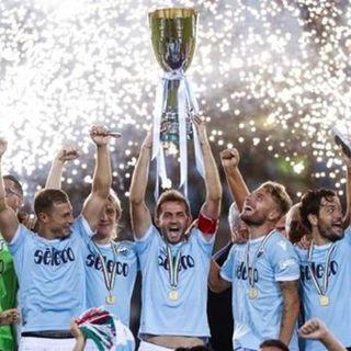 Lazio Lounge 14th August - Supercoppa Italia