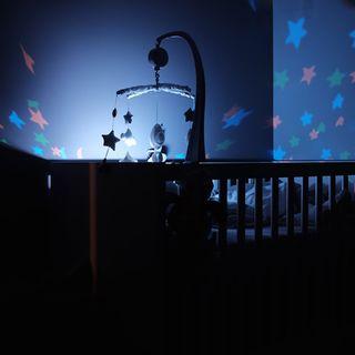 Bebek Odasında Biri Var